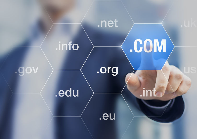 Information about domain names